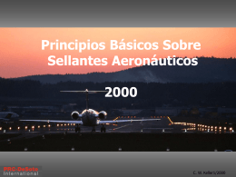 Sellantes Aeronáuticos