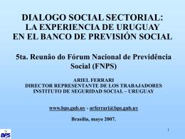 DIÁLOGO SOCIAL DEFINICIÓN