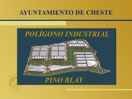 Venta parcelas industriales pino blay