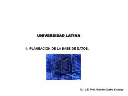 Diapositiva 1 - Docencia