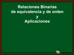 Relaciones - WordPress.com