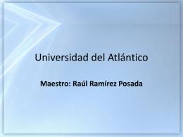 Diapositiva 1 - ramirezatlantico
