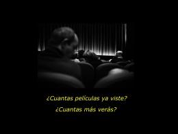 La película