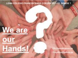 Diapositiva 1 - Franciscanos ofm Santiago