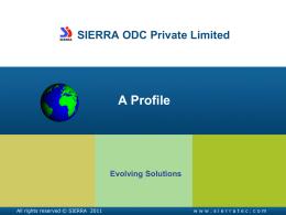 Enterprise Facilities Management System