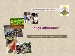 Diapositiva 1 - Gobierno Regional del Callao