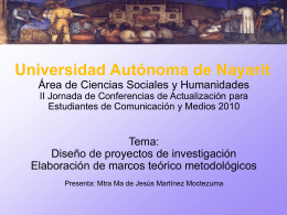 Documento 1 - Bitácora con información para alumnos de